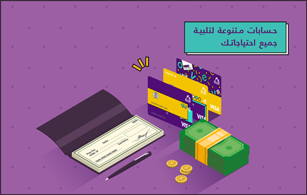 الحسابات الأخرى | Bahrain Islamic Bank